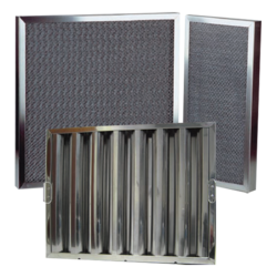 Grease Filters ( Metallic Filter)