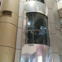 Industrial Capsule Lift