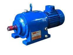 Tecon 0.5 To 20 Hp Inline Helical Geared Motor, Voltage: 400 - 415, 10-700 Rpm