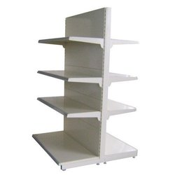 Double Sided Display Rack