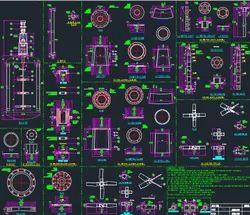 Agitator Detail Engineering Service, Pan India