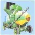 RM 800, 1050, 1550 Reversible Mobile Type Concrete Batching Plant