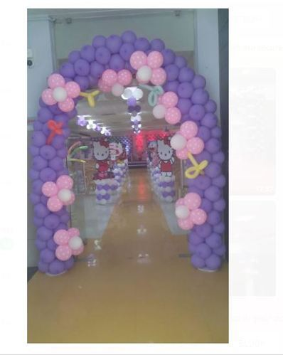 Balloon Decoration Balloon Decoration For Birthday Party