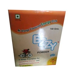 Ezzy Energy Powder, Packaging Size: 140 Gm, Packaging Type: Box