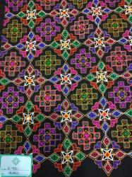 Mirror Embroidery Fabrics