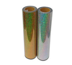 Holographic Heat Transfer Film