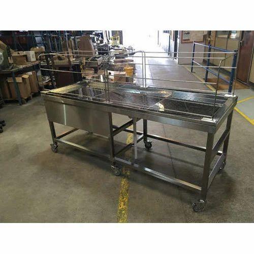 Steel Fabrication Services: Rishi Enterprises Stainless Steel Fabrication Services