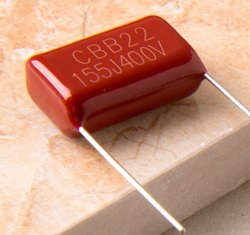 Metalized Film Capacitor, for HT