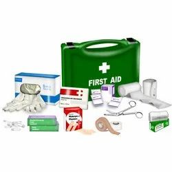 First Aid Box Kits
