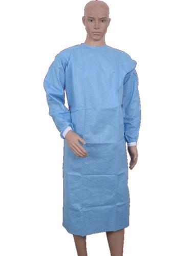Disposable Laminated Surgeon Gown, Size: Medium And Extra-Large