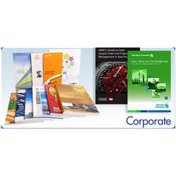 Corporates Books Printing Services