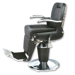 Black Heavy Duty Salon Chair Ashok Engineering Works Manufacturer In Saidabad Hyderabad Id 15922920533