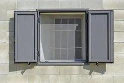 UPVC Mesh Windows