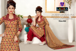 Wedding Wear Cotton Salwar Suit