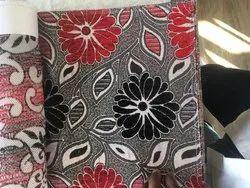 moon light Printed Chenille Fabric, 500gram