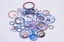 Rubber Fvmq O-ring, Size: 1 To 2000mm