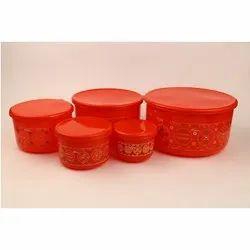 Alfa Plastics Container