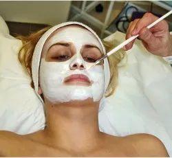 Ladies Facial Bleach Service