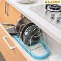 Klaxon Cookware Pan Rack Stand