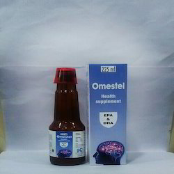 Omega-3 Syrup, For Clinical, Packaging Size: 225 Ml