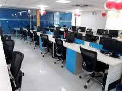 Office Interiors Turnkey Project Service