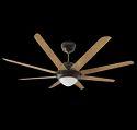 Havells Walnut Black Nickel Octet Fan