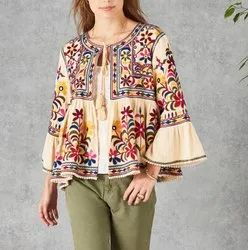 Ladies Embroidery Jackets