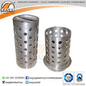 Eagle Jewelers Perforated Casting Flasks Without Flange