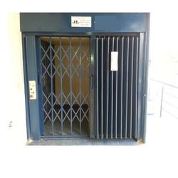 Industrial Goods Lifts, Capacity: 101 Kg - 10 Tons