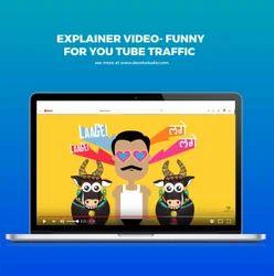 Explainer Videos -Funny Video for website Traffic