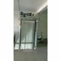 Goods Lift, For Residential, Capacity: 500Kg