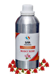 Musky Rose Fragrance Cosmetic
