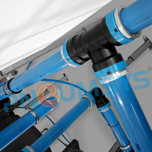 Compressed Air Piping System - Air Pipe Fittings Manufacturer from
