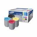 Samsung CLP P300C / XIP Value Pack 4 Colour Toner Cartridge