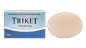 Ketoconazole 2%, ZPTO 1%, Aloevera 2%, Glycerin 3% ( Triket Soap )