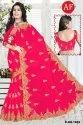 Bridal Zari Work Saree's