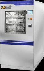 Machinfabrik Stainless Steel Glassware Washer, For Laboratory, Model Name/Number: LW-300