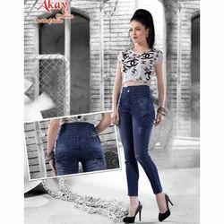 Akay Slim Fit Jeans For Women
