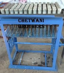 Wax Roll Washer Making Machine