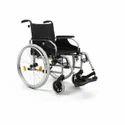 Adjustable Footrest Wheelchair