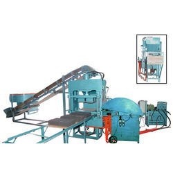 Hydraulic Pressure Fly Ash Bricks Machine - BHS-303E