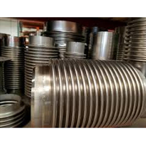 Stainless Steel Round Generator Bellow
