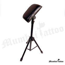 Mumbai Tattoo Black Portable Arm & Leg Rest