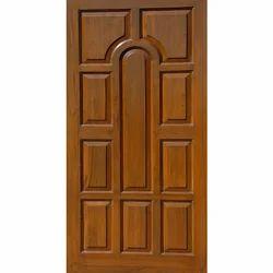 Exterior Teak Door