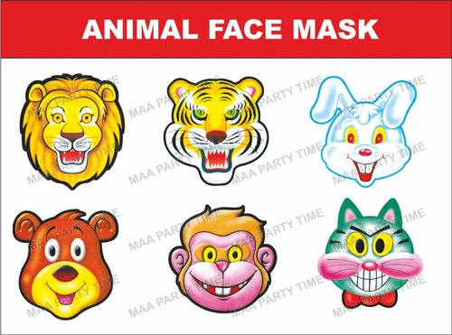 ANIMAL FACE MASK