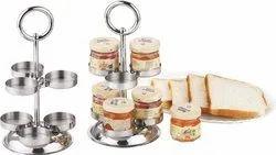 Platter Diwali Jam Pot Tree, For Home, Packaging Type: Box
