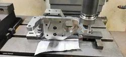 Metal Component Cutomized Prototype Part, For Industrial & Automotive
