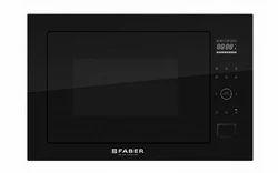 FBI MWO 25L CGS BK Microwave Oven, 230 Volts