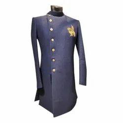 Navy Blue Jodhpuri Suit