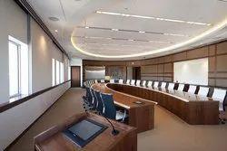 Interior Designing Services, Living Room Interior, Office Renovation Services